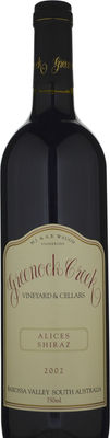 Greenock Creek Alices Shiraz