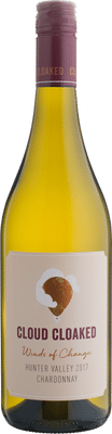 "Cloud Cloaked ""winds Of Change"" Chardonnay"