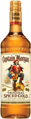 Captain Morgan Original Spiced Gold Rum 1L