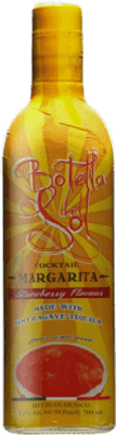Botella del Sol Margarita Strawberry 700mL