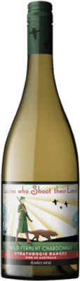 Fowles Wines Ladies Who Shoot Their Lunch Wild Ferment Chardonnay