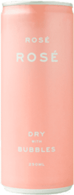 Rose Rose Dry with Bubbles 4 x 250ml