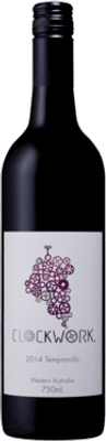 Clockwork Range by Oakover Wines Tempranillo