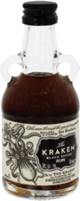 The Kraken Spiced Rum 50mL