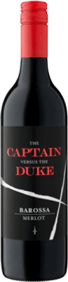 The Captain Vs The Duke Merlot