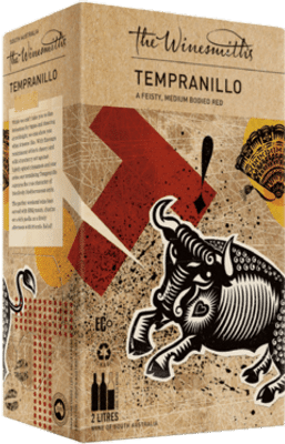 The Winesmiths Tempranillo Cask 2L