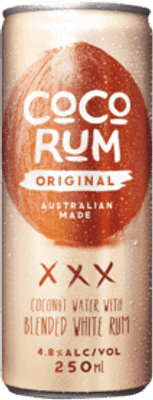 Coco Rum Original Cans 250mL