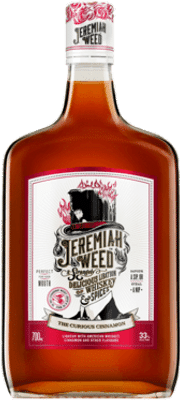 Jeremiah Weed The Curious Cinnamon Whiskey Liqueur 700mL