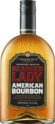 Bearded Lady American Bourbon