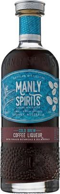 Manly Spirits Co Distillery Cold Brew Coffee Liqueur