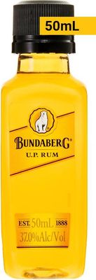 Bundaberg Rum UP Rum 50mL