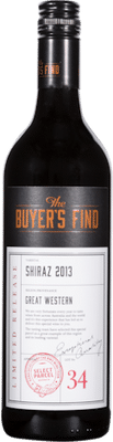 The Buyers Find Limited Release Great Western Shiraz