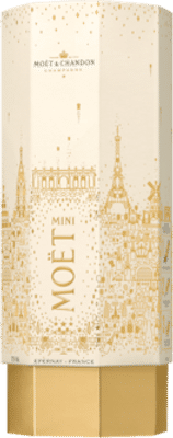 Moet and Chandon Brut Imperial  Crackers 200mL