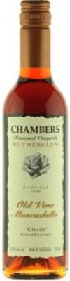 Chambers Rosewood Old Vine Muscat Rutherglen