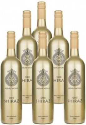 Midas Touch Shiraz