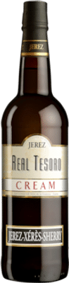 Jerez Real Tesoro Cream Sherry
