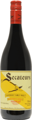 Badenhorst Secateurs Red Shiraz Blend