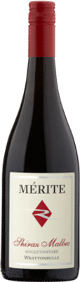 Merite Single Vineyard Shiraz Malbec