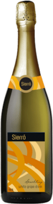 Sierró Sparkling White Grape Juice - Alcohol Removed