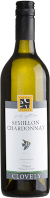 Clovely Estate White Label Semillon Chardonnay