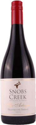 Snobs Creek Artisan Shiraz