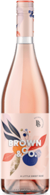 Brown & Co A Little Sweet Rose 750mL