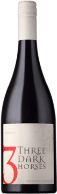Three Dark Horses Shiraz