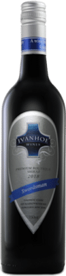 Ivanhoe Wines Swordsman Premium Boutique Shiraz