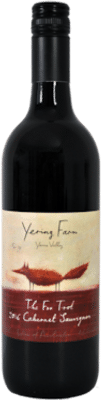 YERING FARM WINES THE FOX TROT CABERNET SAUVIGNON